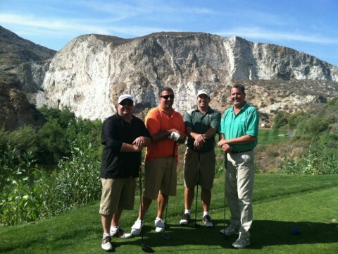 Image Services, Inc. Golfing for a Cause